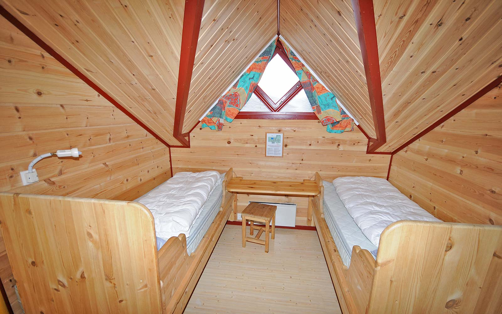 Soverom Trevet i leilighet Kanken - Sjumilskogen booking Trysil