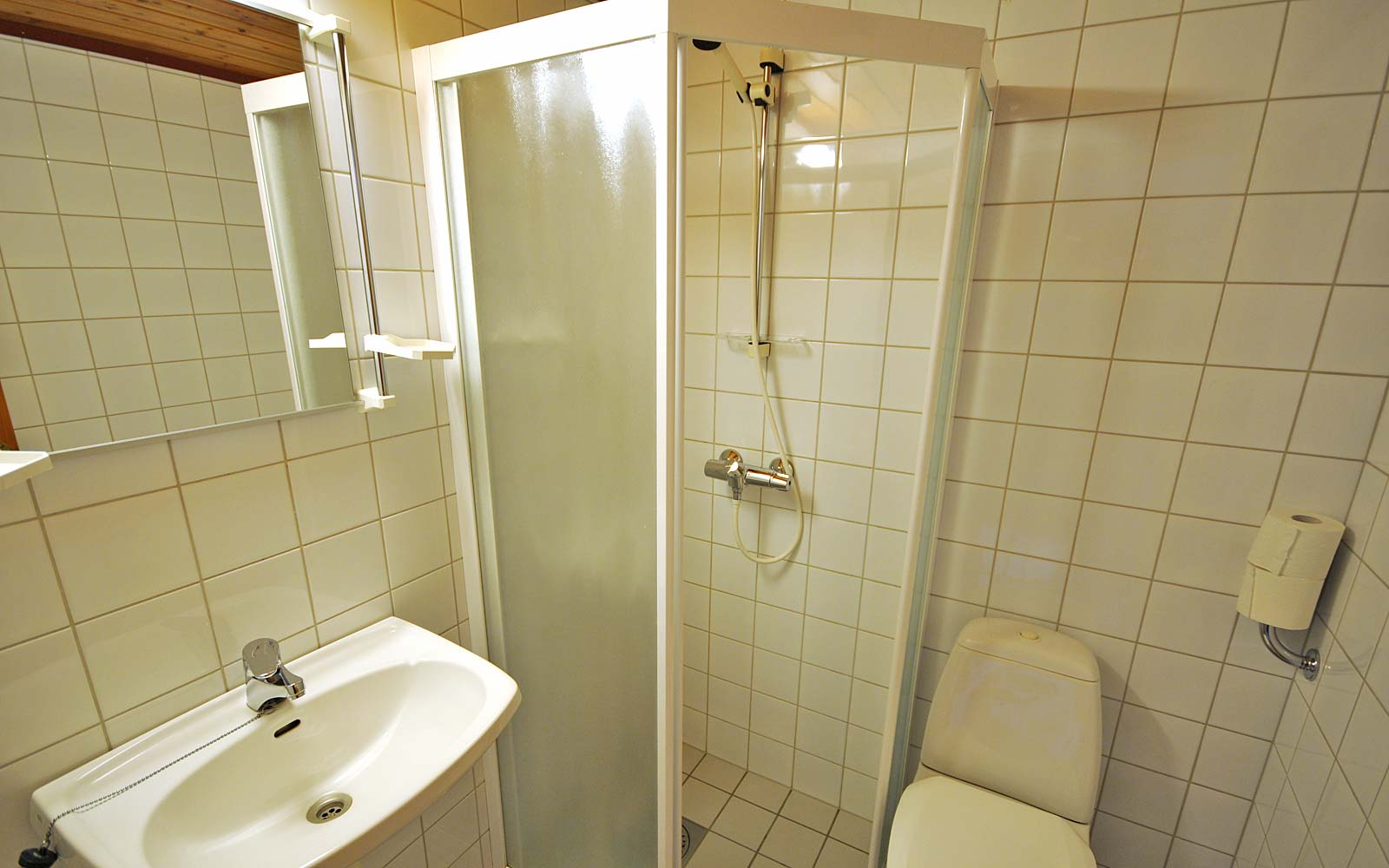 Bad 1 i leilighet Kanken - Sjumilskogen booking Trysil
