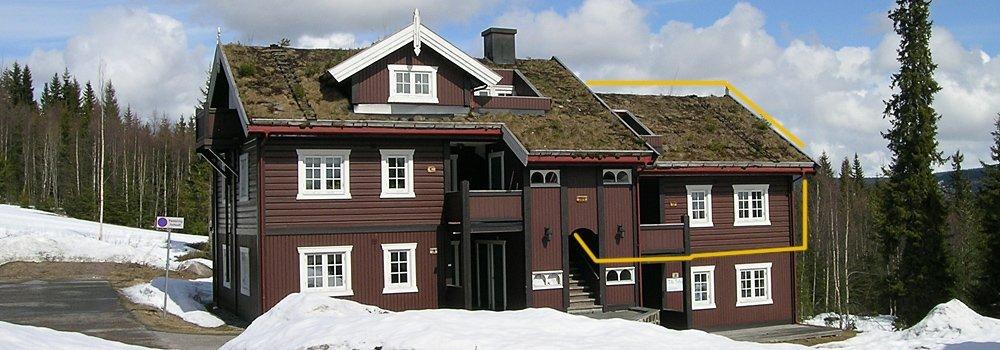 Knettlia 749D leilighet 12-13p - Sjumilskogen booking Trysil
