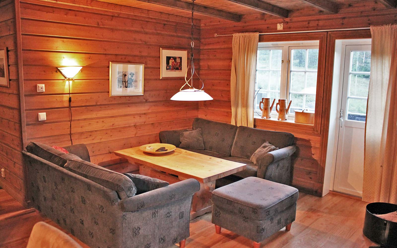 Stuen i leilighet Knettlia 749D - Sjumilskogen booking Trysil