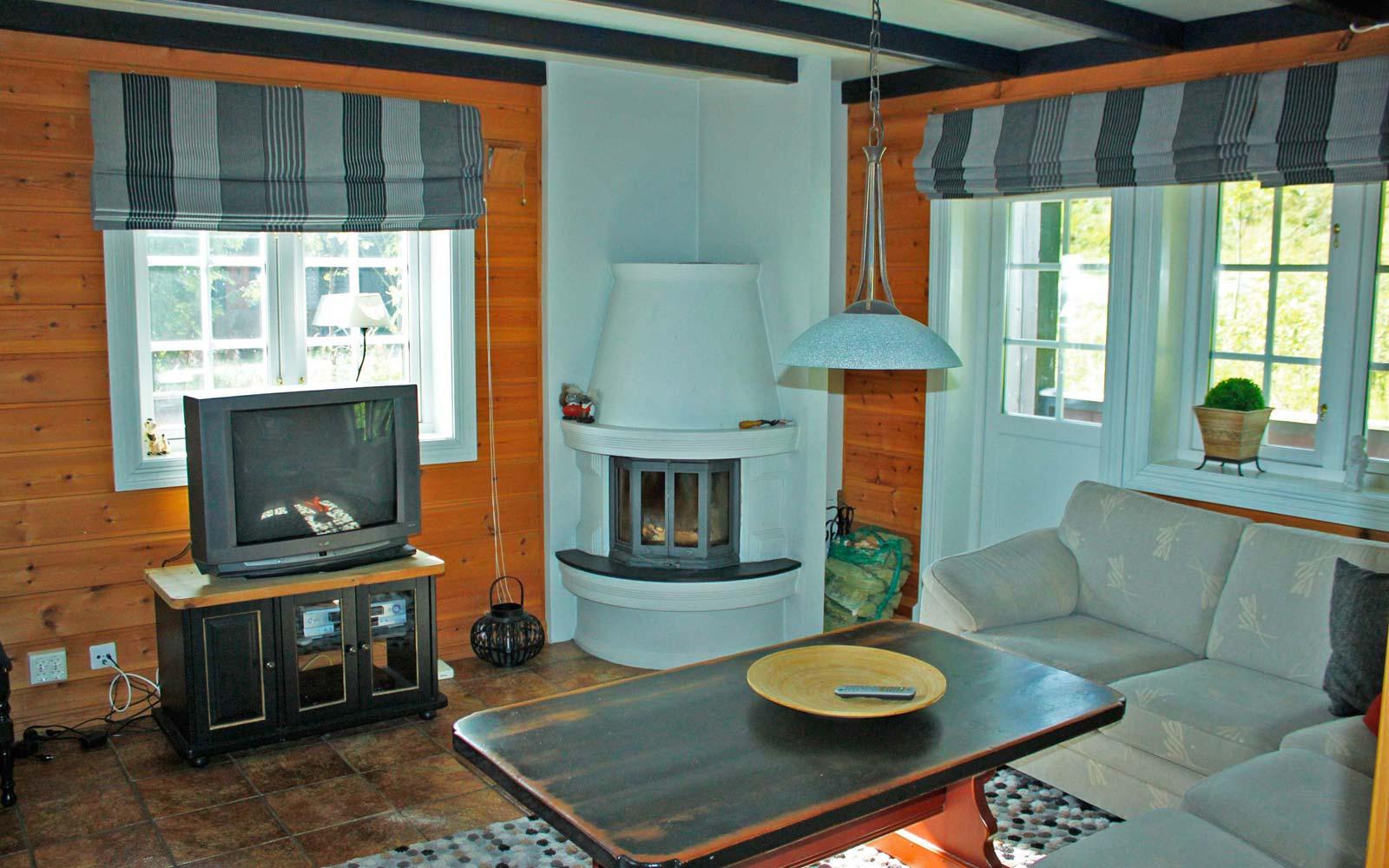 Stue 1 i leilighet Knettlia 750A - Sjumilskogen booking Trysil