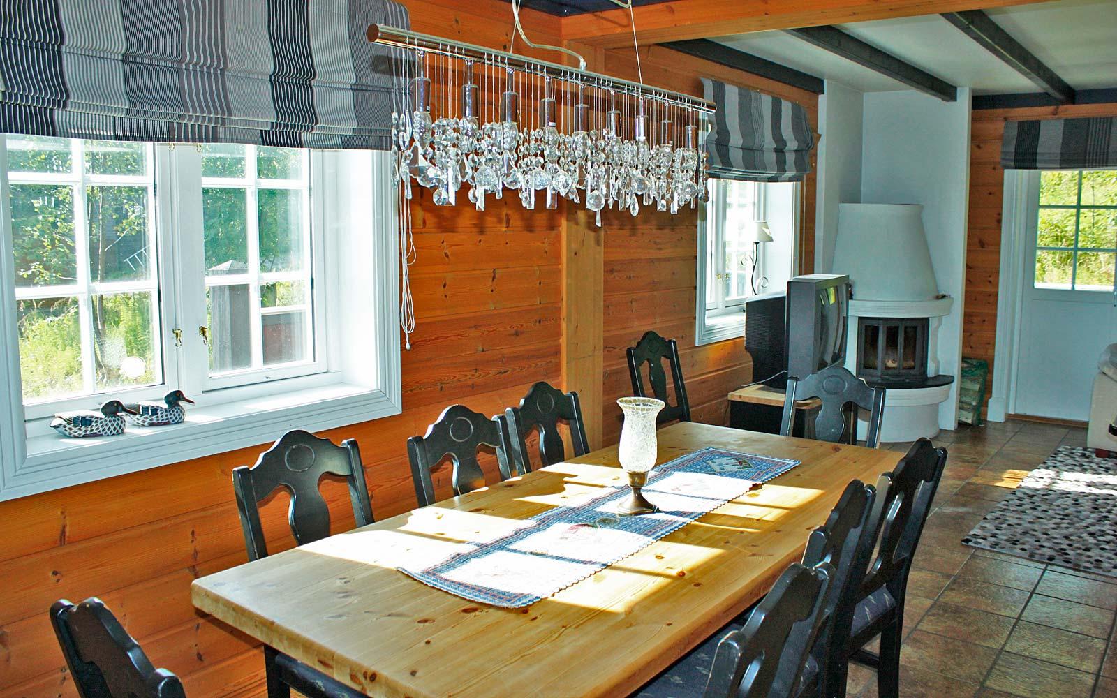 Kjøkken 2 i leilighet Knettlia 750A - Sjumilskogen booking Trysil