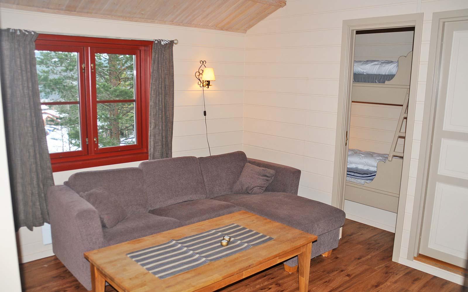 Stue leilighet Kvilsten - Sjumilskogen booking Trysil