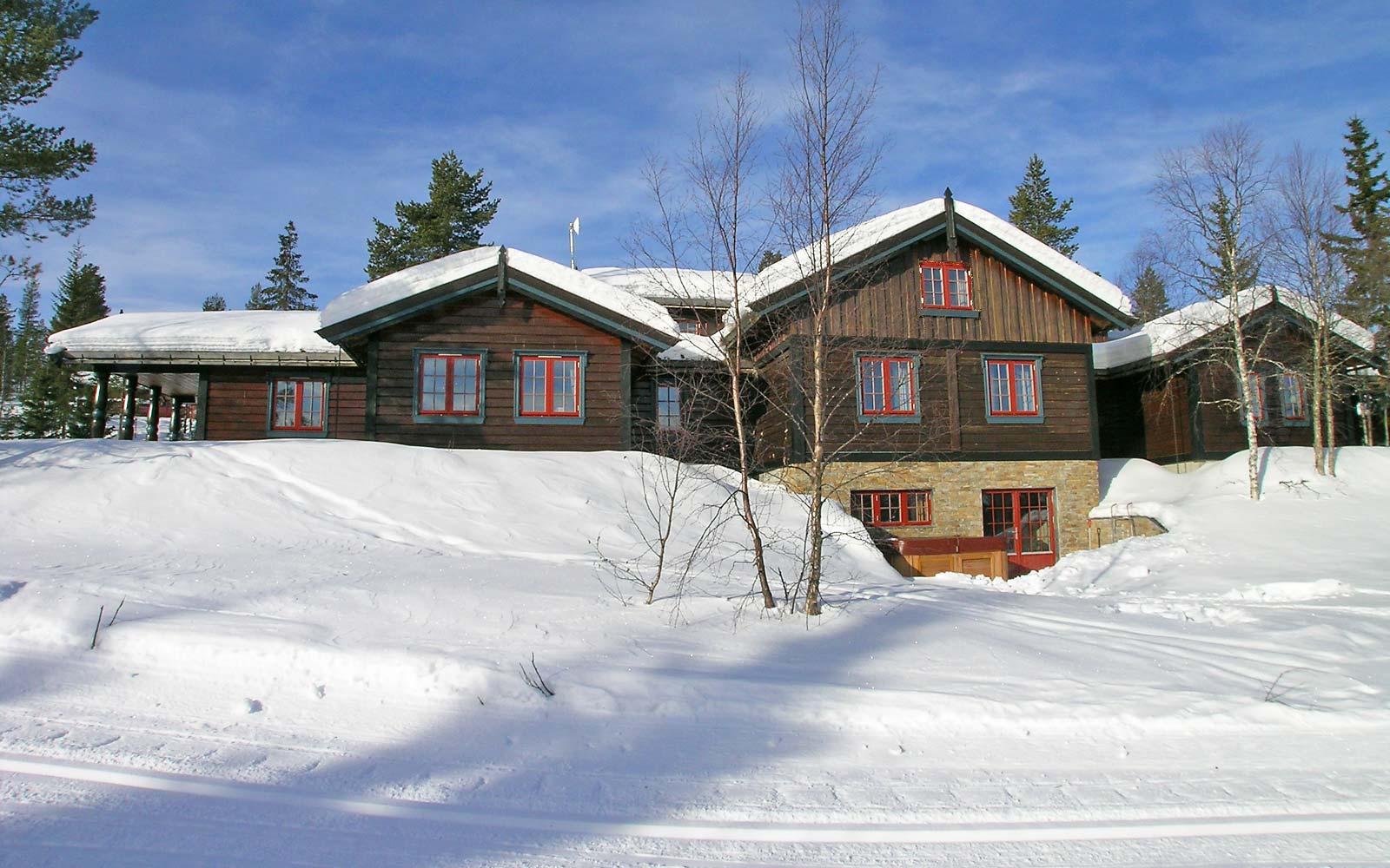 Mostuggua 2 - Sjumilskogen booking Trysil