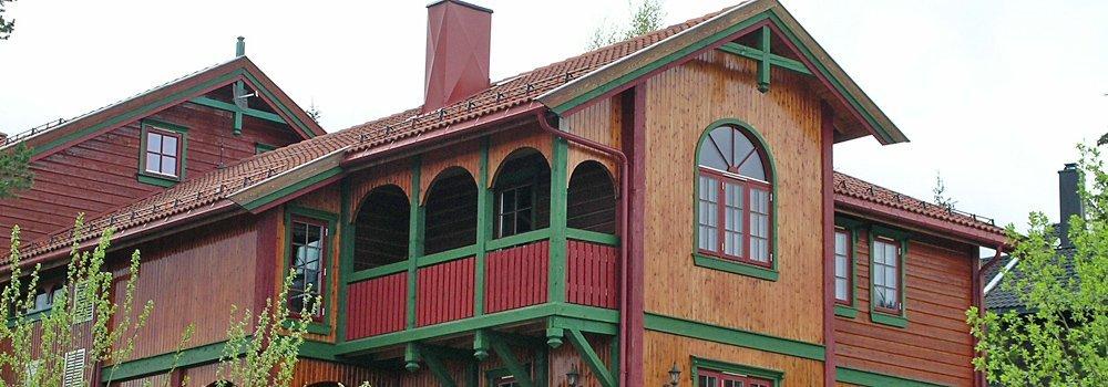 Sjuende himmel - Sjumilskogen booking Trysil