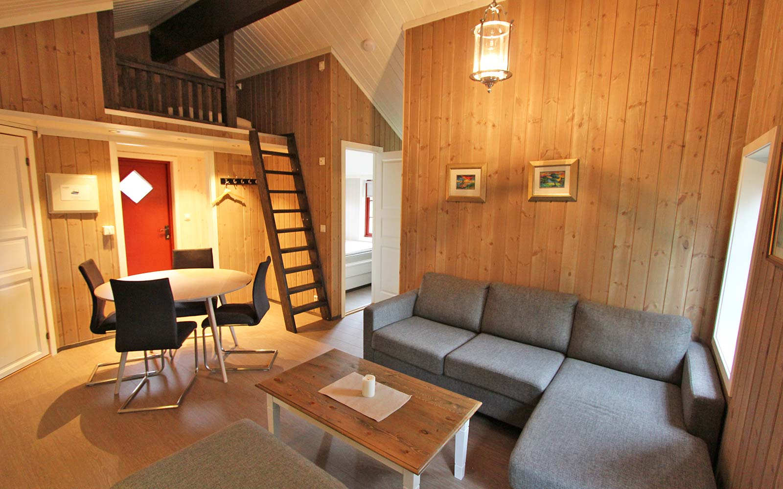 Stue 3 i leiligheten Smørbukk - Sjumilskogen booking Trysil