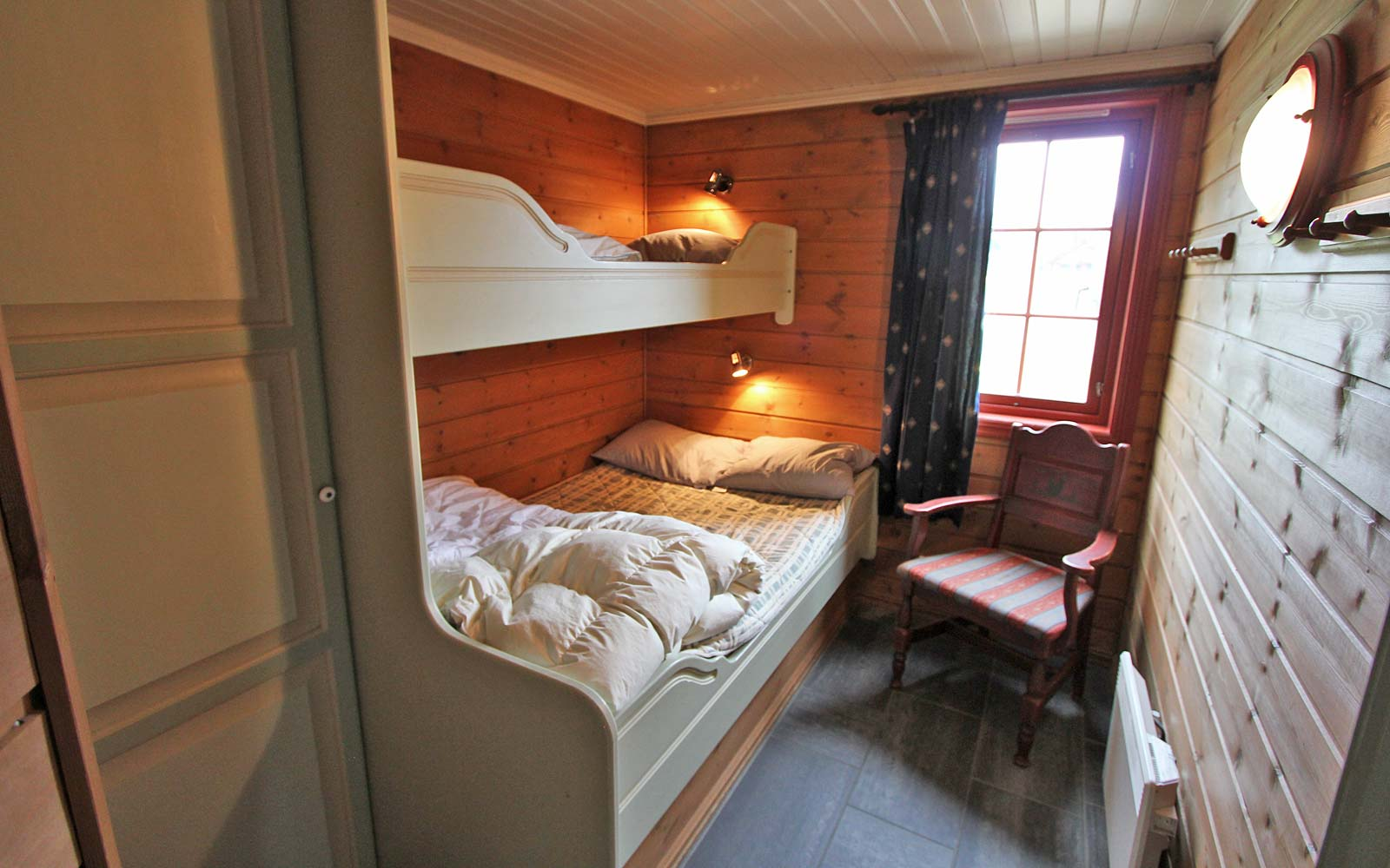 Soverom 1 i leilighet Stallen - Sjumilskogen booking Trysil