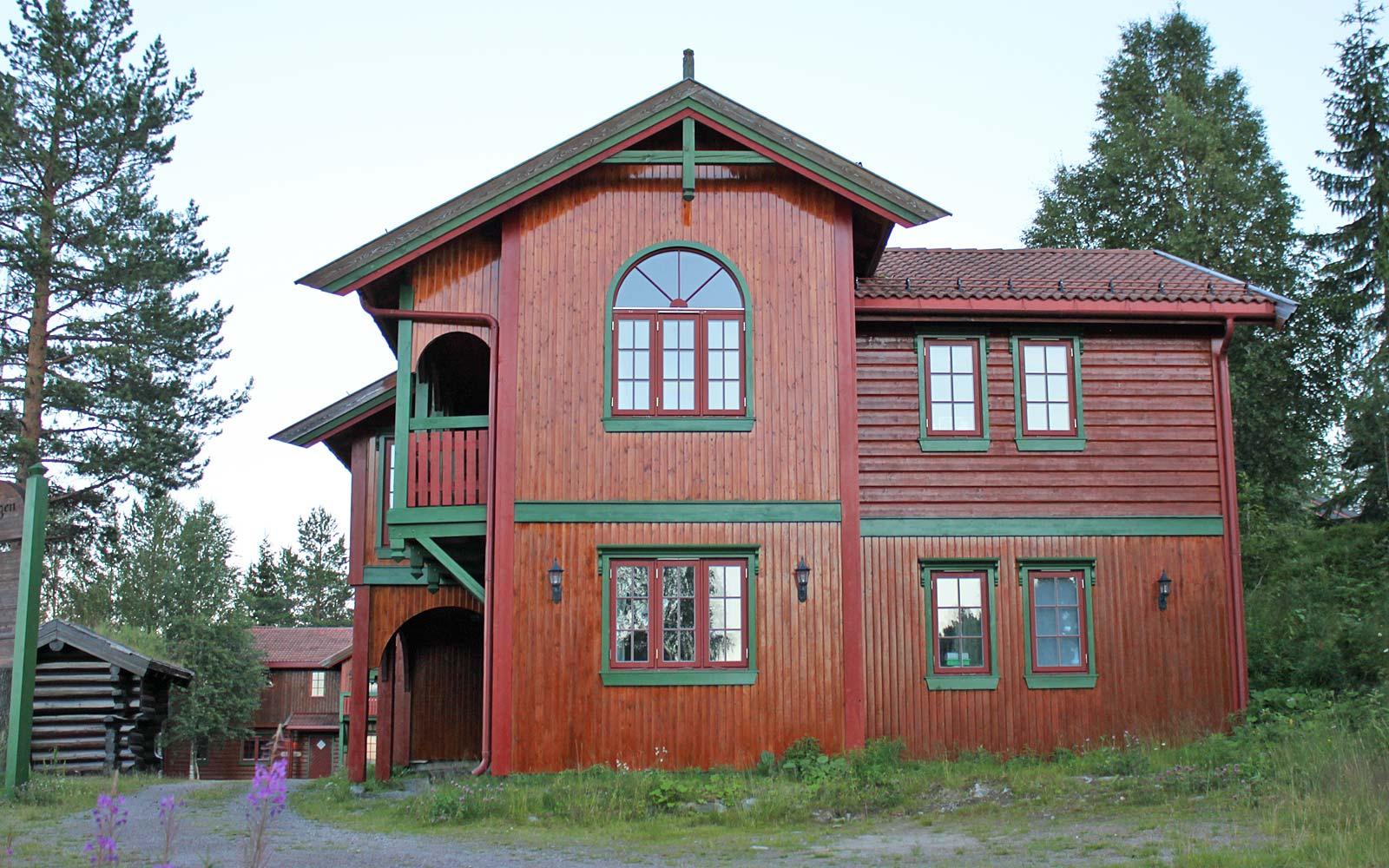 Stallen 1 - Leilighet i Sjumilskogen booking Trysil