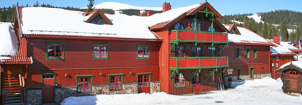 Storskogen - Sjumilskogen booking Trysil