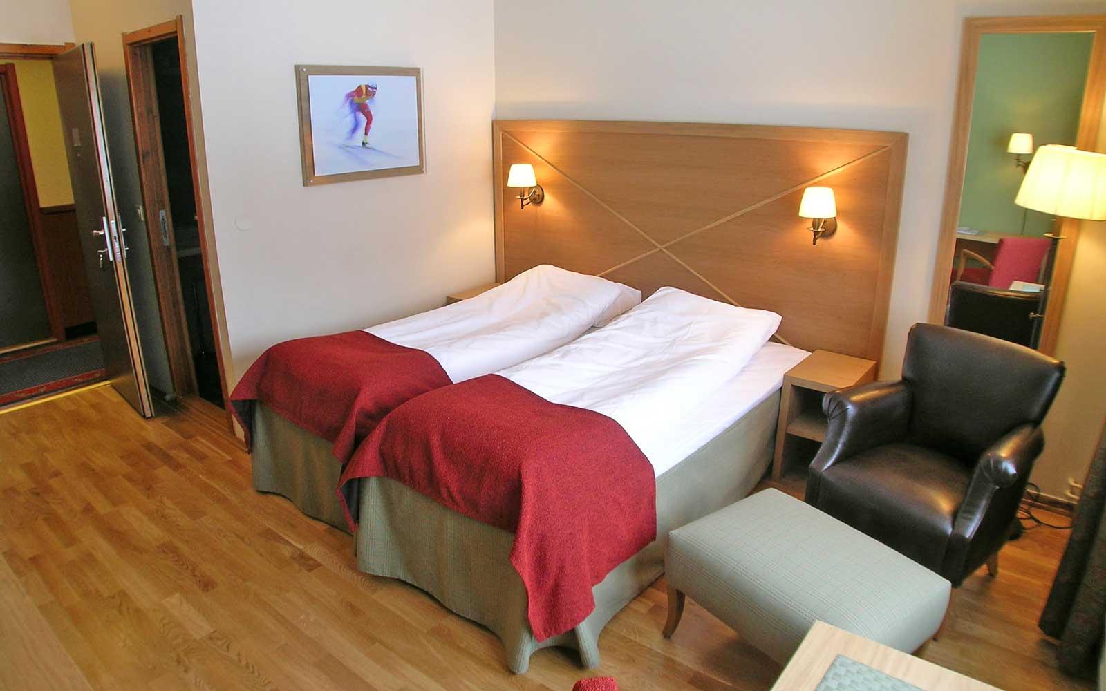 Trysil-Knut Hotell rom 225 Sjumilskogen booking Trysil