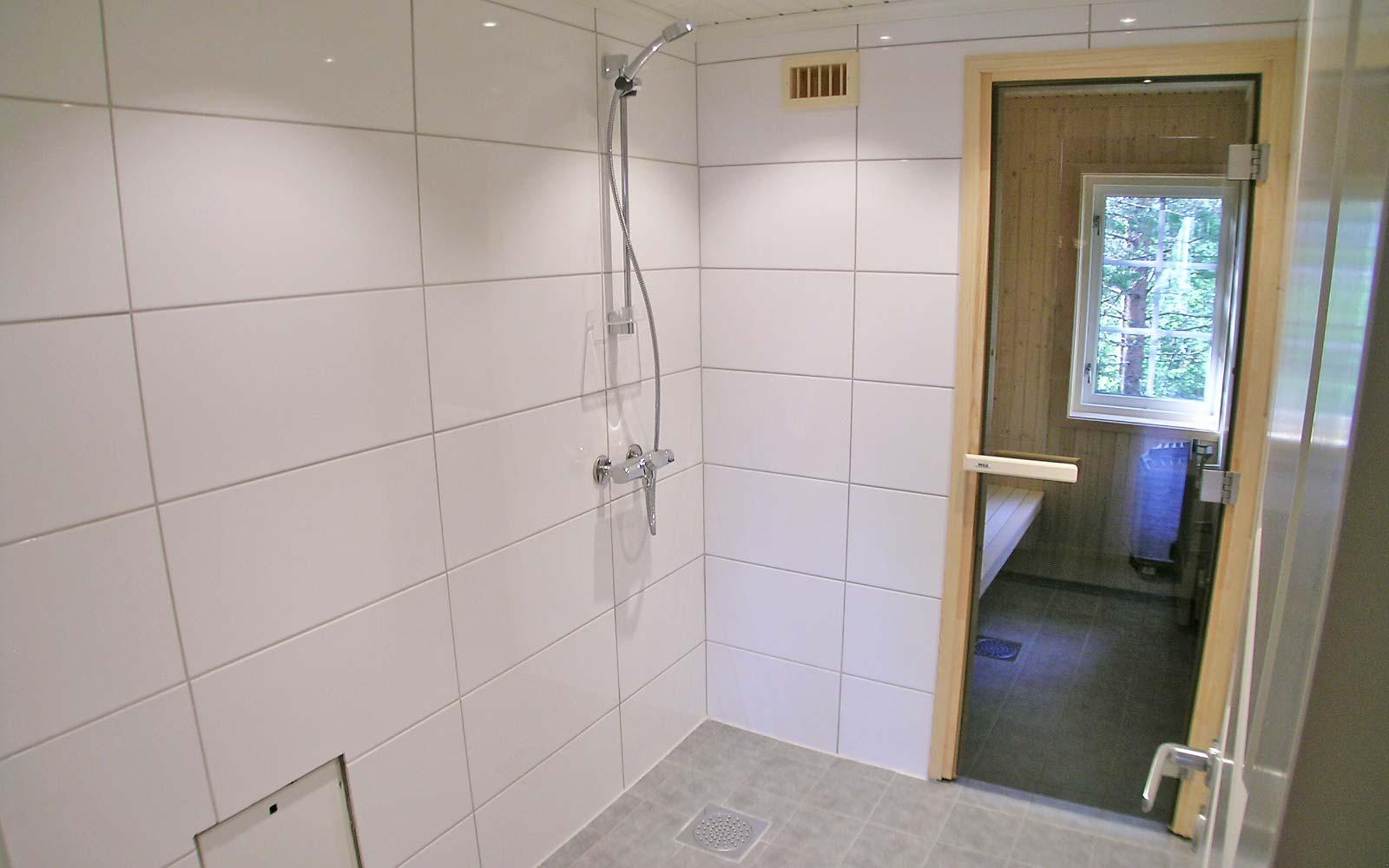 Sauna hytte Vesleskogen Sjumilskogen booking Trysil