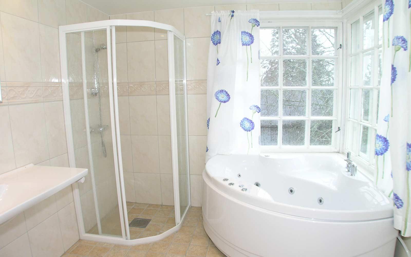 Badet til sov 5 i Villa Sole - Sjumilskogen booking Trysil