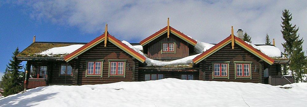 Dæhliehytta stor hytte i Trysil for 28p - Sjumilskogen booking Trysil