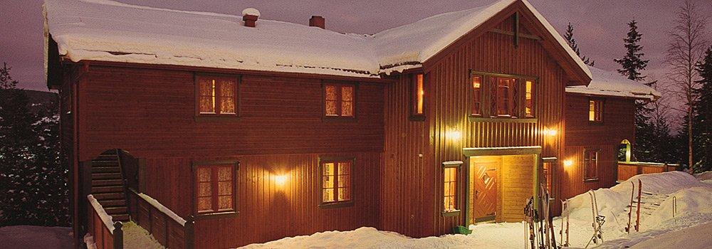 Gamleskogen stor hytte med 52 senger - Sjumilskogen booking Trysil