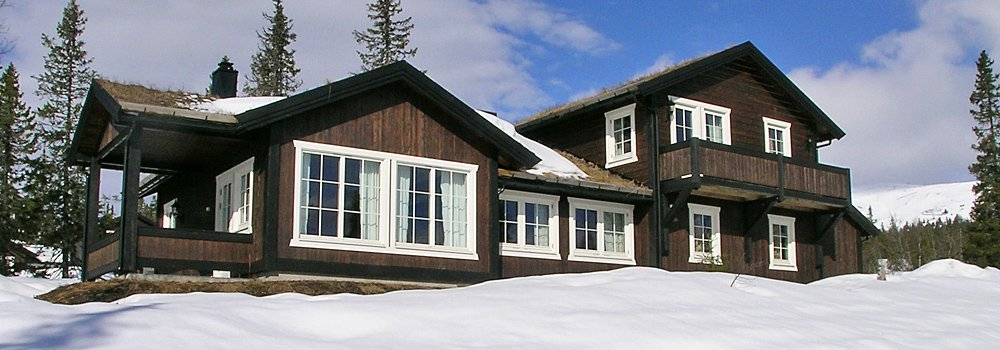 Håvi 1 stor hytte 20p - Sjumilskogen booking Trysil