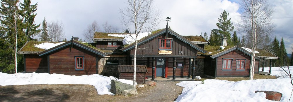 Mostuggua stor hytte i Trysil 32-36p Sjumilskogen booking Trysil