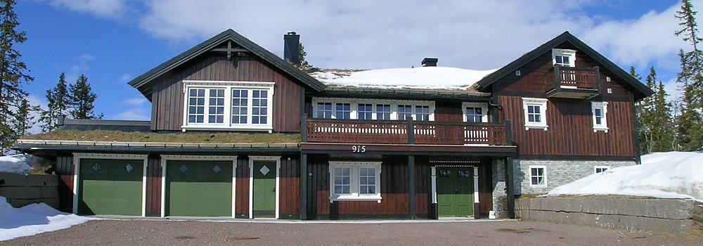 Stanarhaugen stor hytte 33p Sjumilskogen booking Trysil