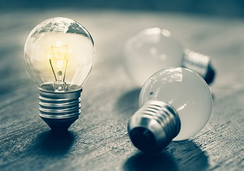 Delle lampadine