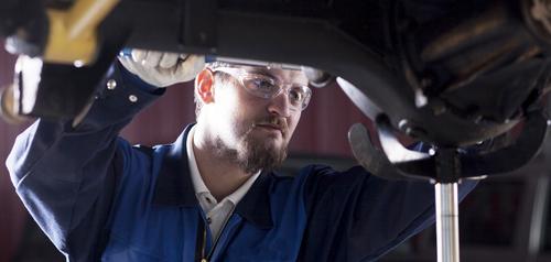 Professional Automotive brake repair in Anchorage