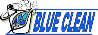 BLUE CLEAN sas IMPRESA DI PULIZIE - Logo
