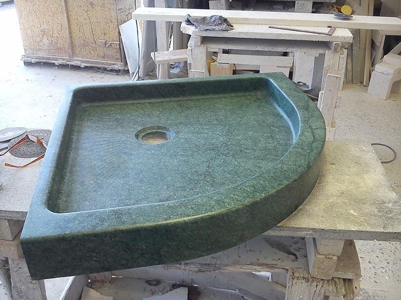 piatto doccia verde guatemala