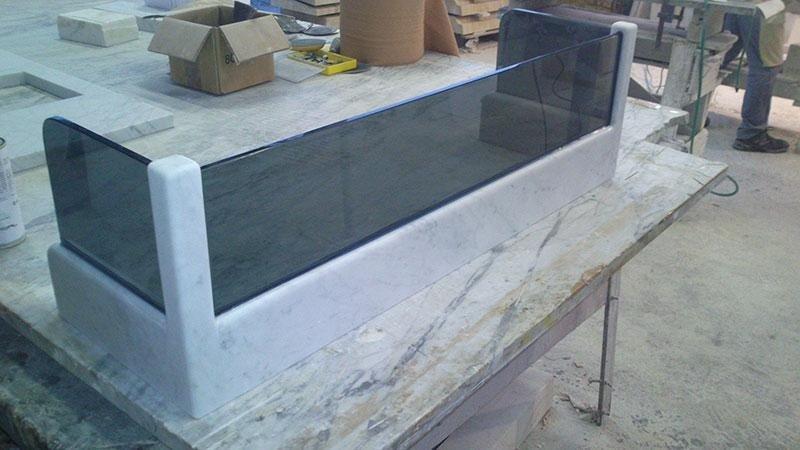 vetrina in bianco C