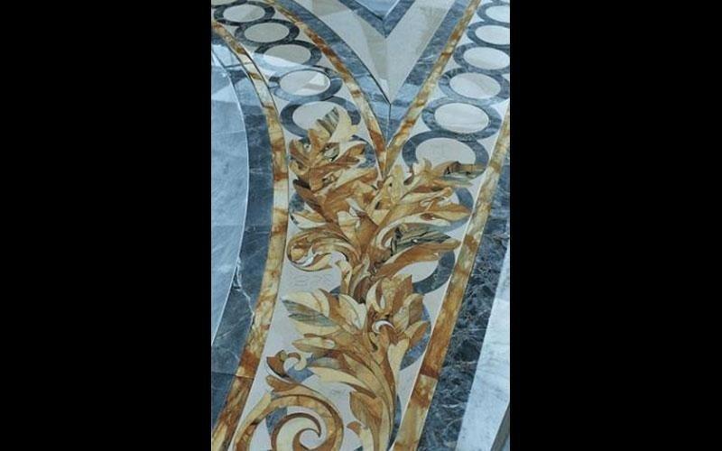 pavimento intarsiato russia