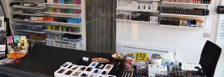 Sigarette elettroniche al negozio This Is Art - Smoking Aces a Gaggiolo di Cantello
