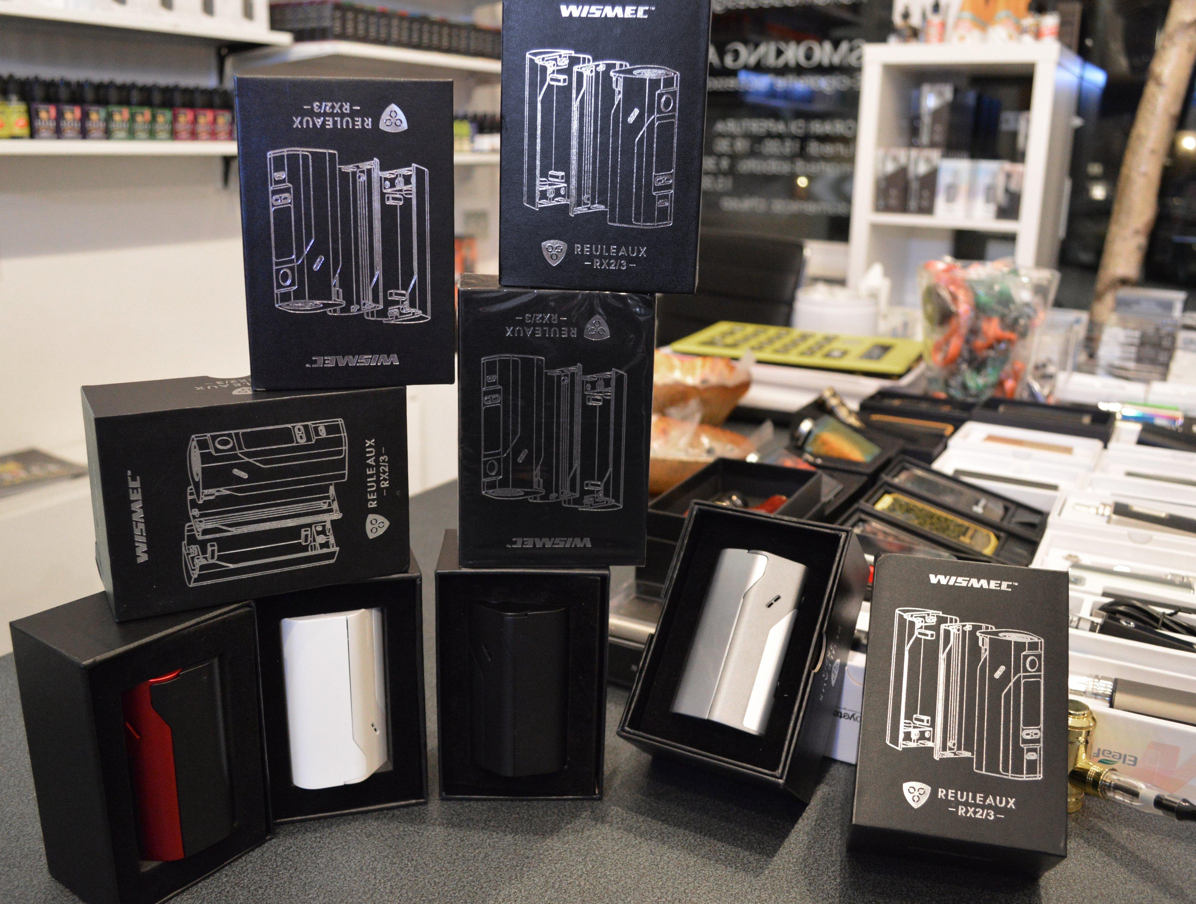 Batterie presso Smoking Aces a Gaggiolo di Cantello (VA)
