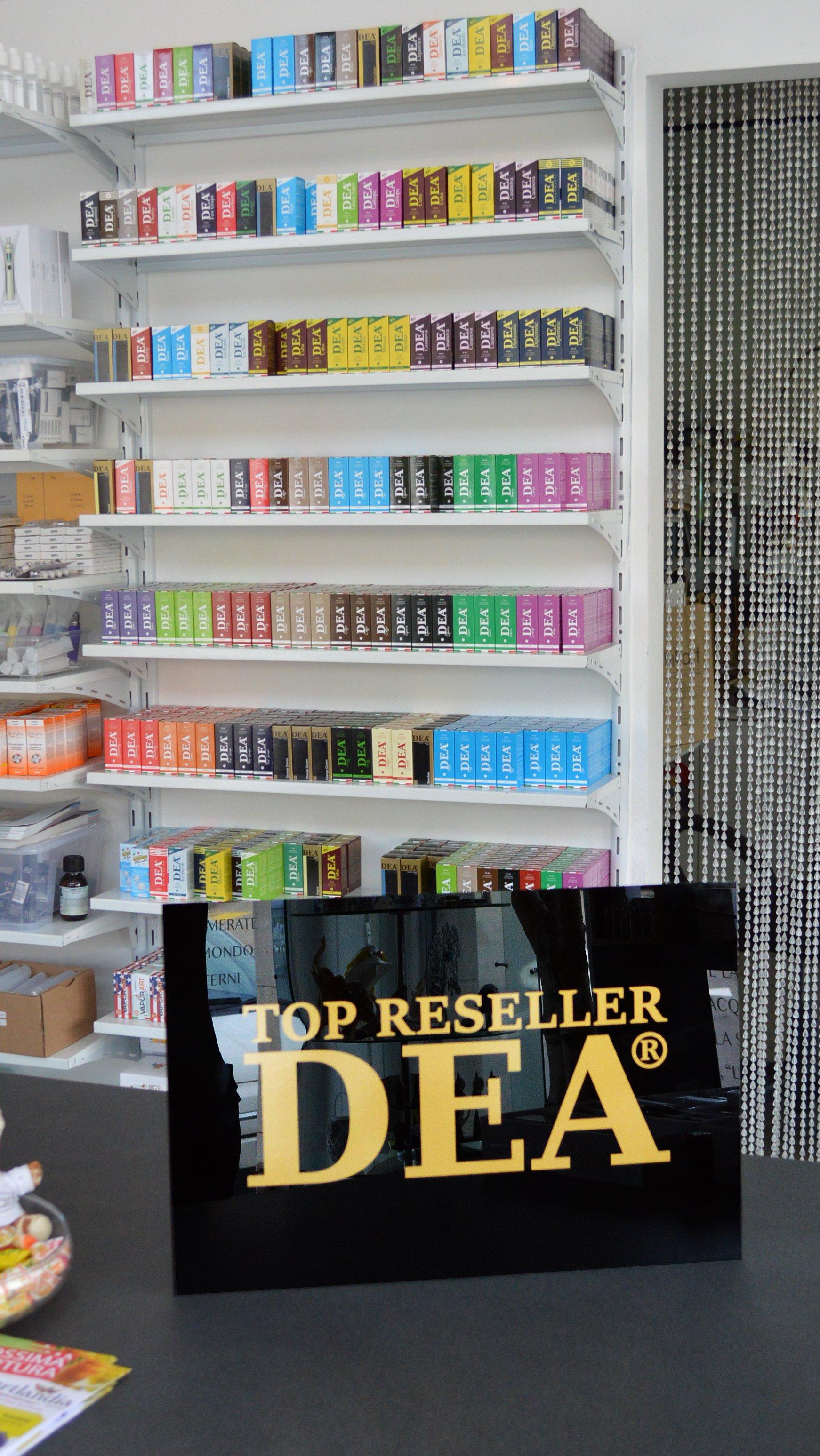 E-Liquid per sigarette elettroniche presso Smoking Aces a Gaggiolo di Cantello (VA)