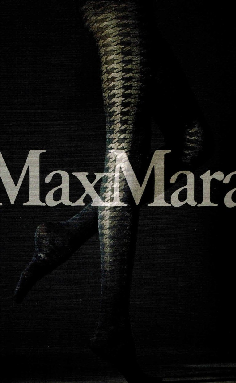 Max Mara Pitone collant