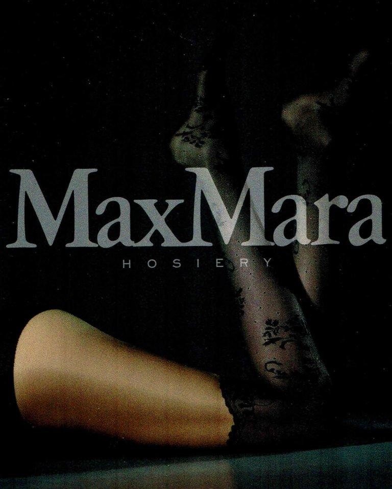 Max Mara Aletta collant