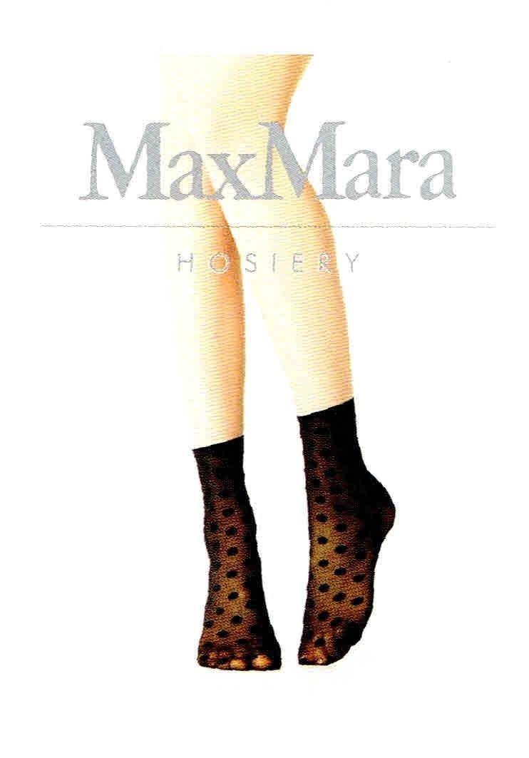 Max Mara calzino Palmas