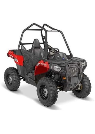 polaris ace indy red