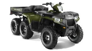 Sportsman Big Boss 6x6 800 EFI