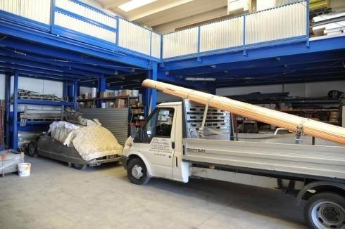 camion trasporto materiali