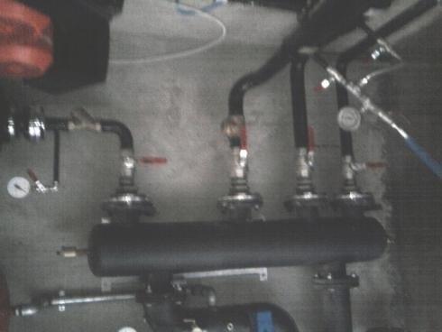 impianti idrici interni