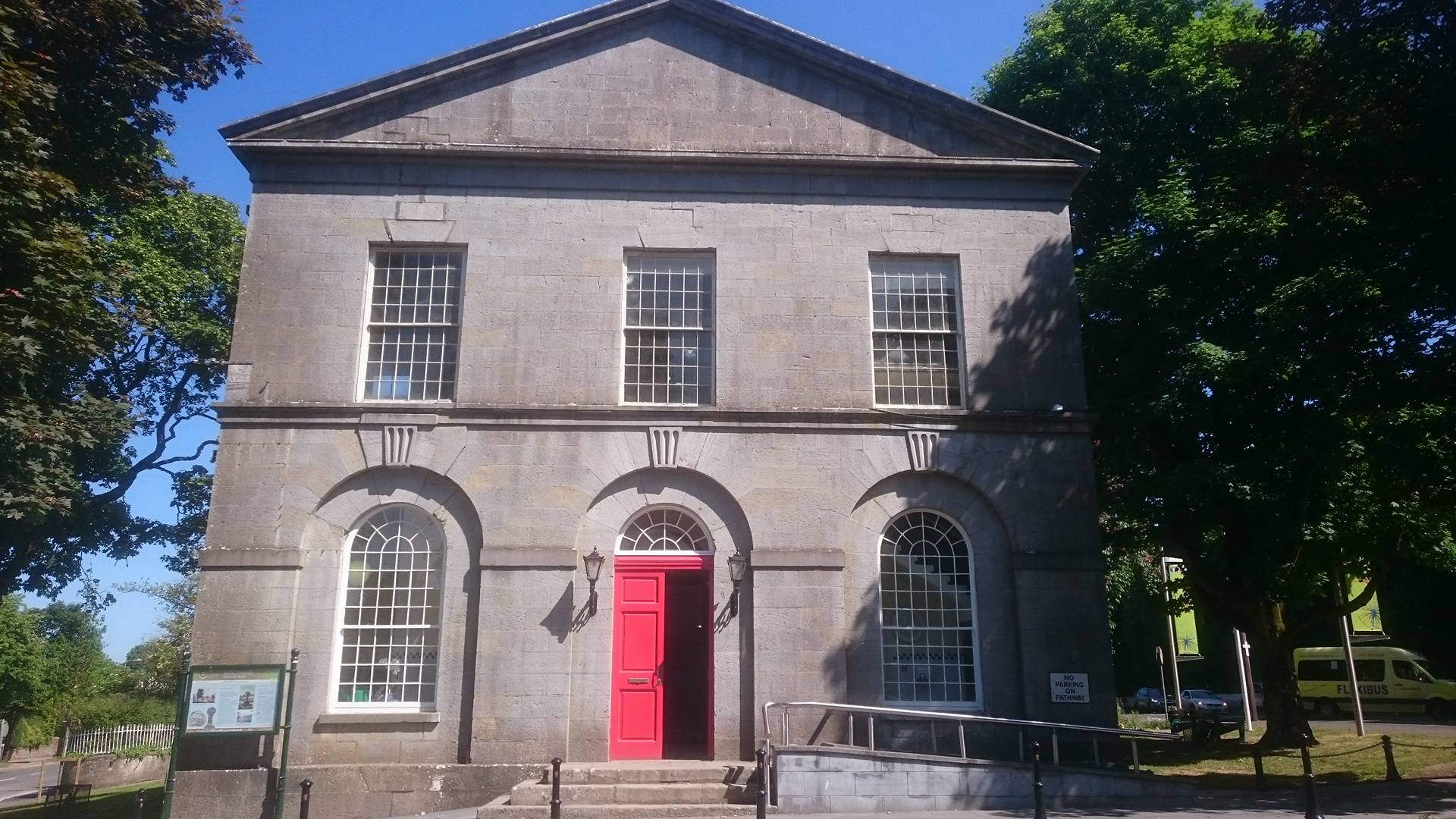 VisitingKells.ie - The Old Courthouse
