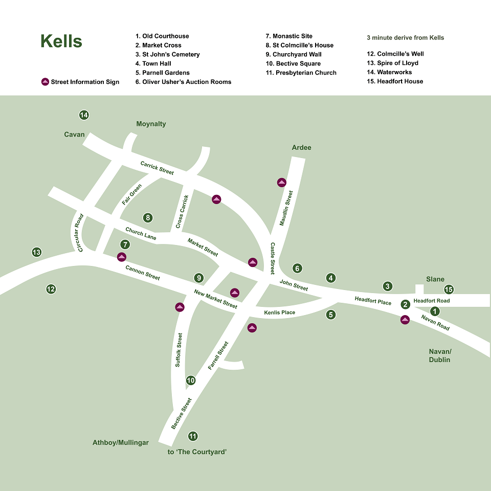 100 jobs for Kells with opening of new Kells Motorway Services