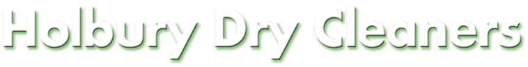 Holbury Dry Cleaners logo
