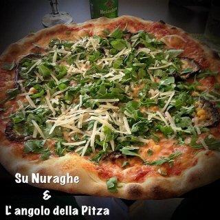 Su Nuraghe Pula Pizzeria