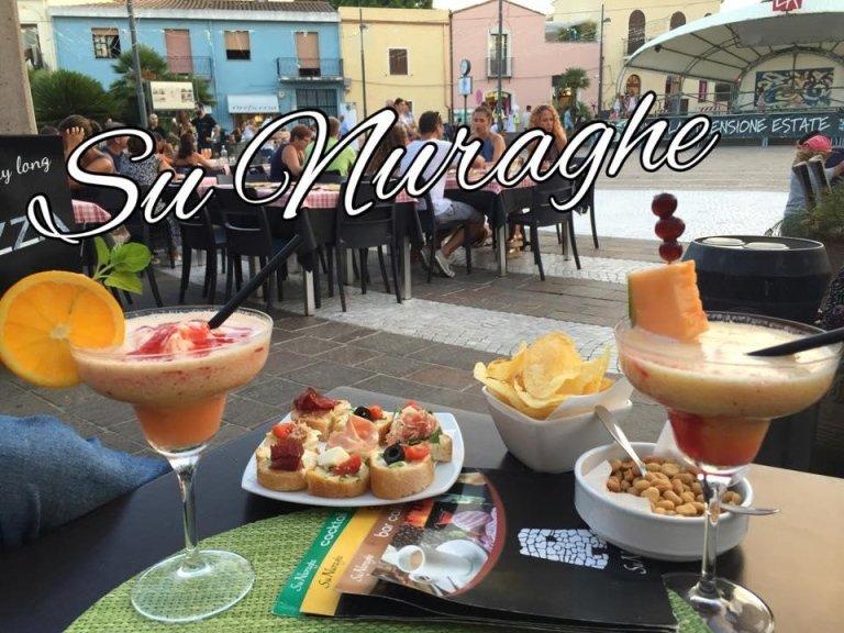 Il bar su Nuraghe