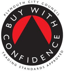 Buy with confidence logo
