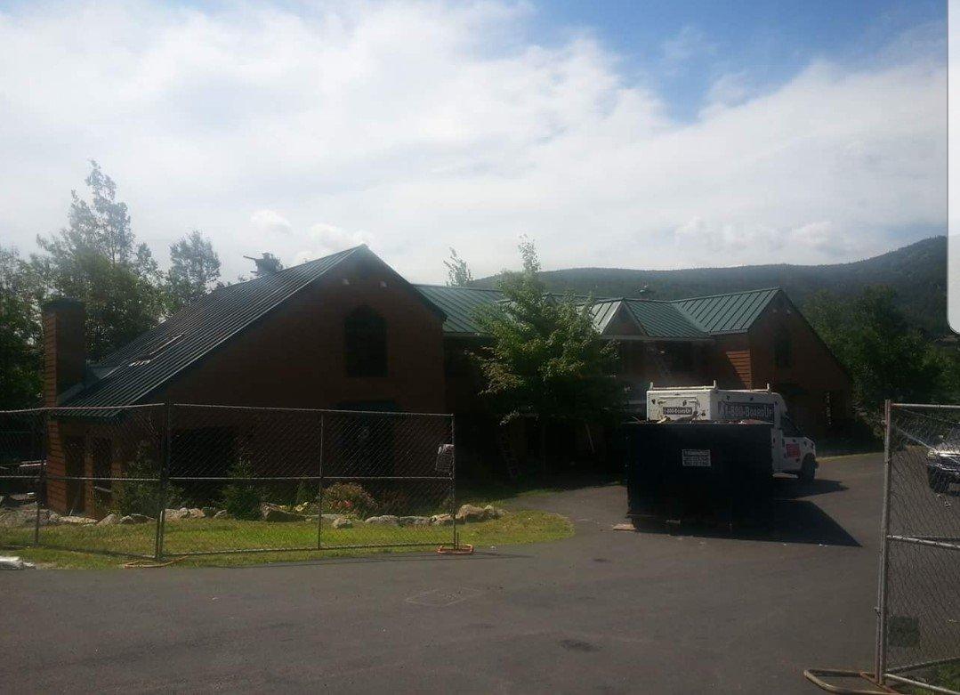 Metal Roofing Suncook Hampton Laconia Nh Metal Roofs