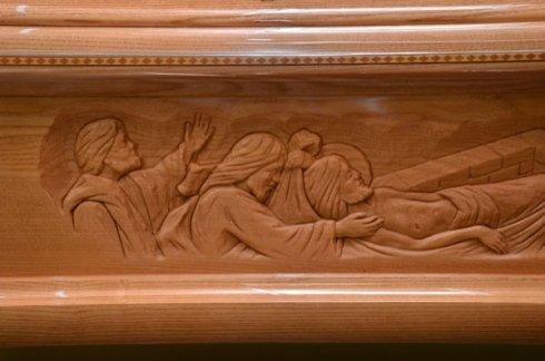 tombe in legno, articoli funebri, urne funerarie