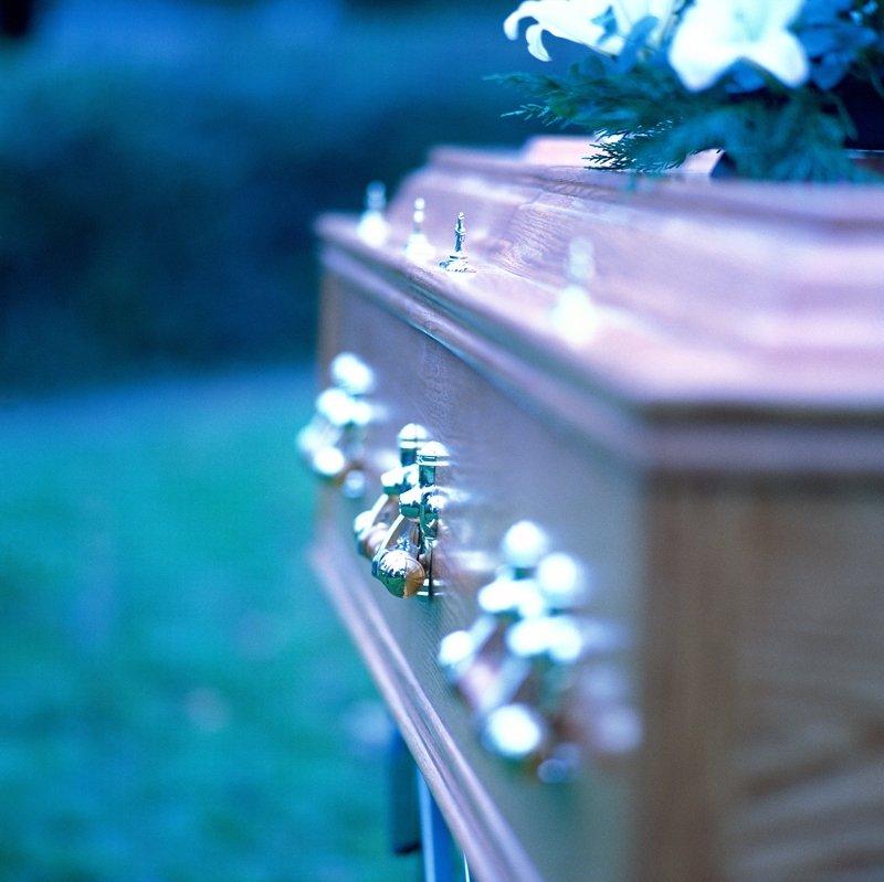 feretro, casse da morto, oggetti sacri