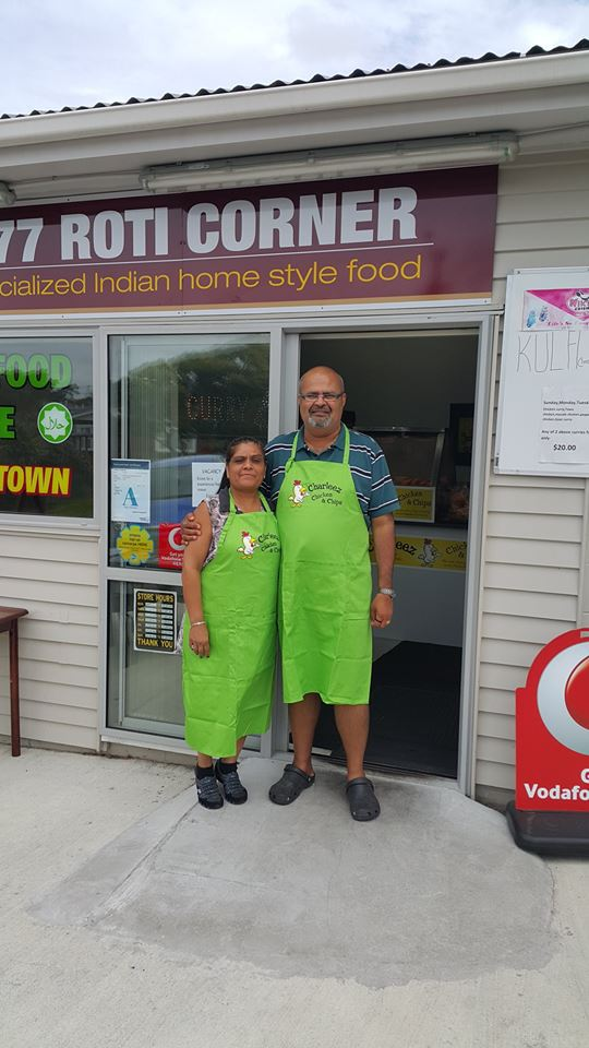 277 Roti Corner's main chefs in New Windsor, Auckland