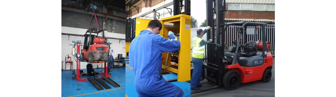 forklift trainers