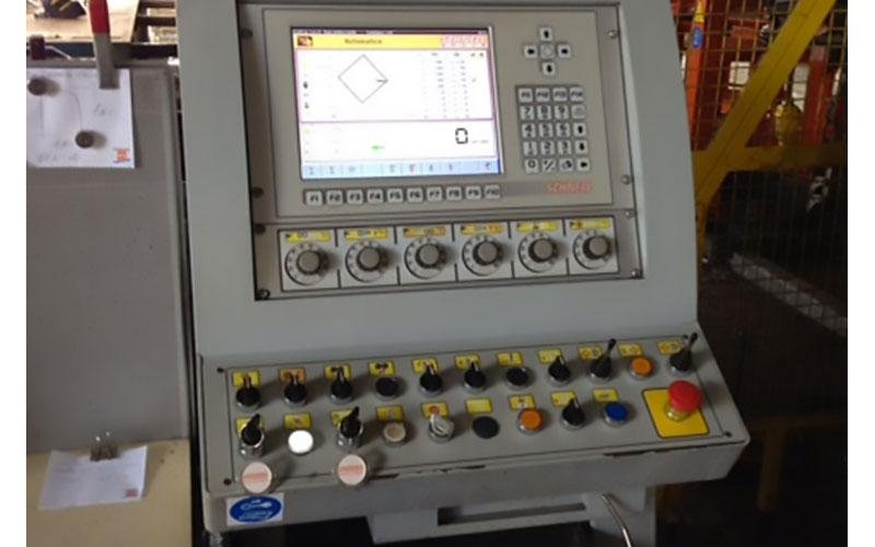 Lavorazione ferro CNC