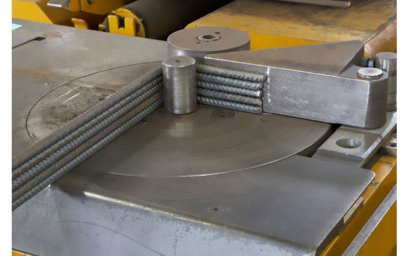 Lavorazione ferro grandi diametri